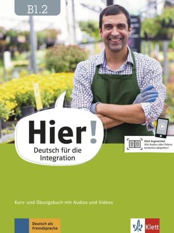Cover Hier! B1.2 978-3-12-676685-2 Deutsch als Fremdsprache (DaF)