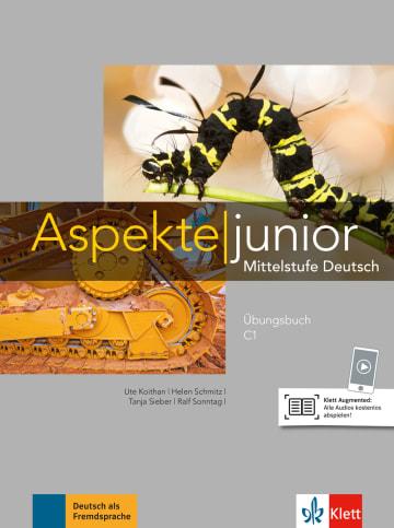 Cover Aspekte junior C1 978-3-12-605259-7 Deutsch als Fremdsprache (DaF),Deutsch als Zweitsprache (DaZ)