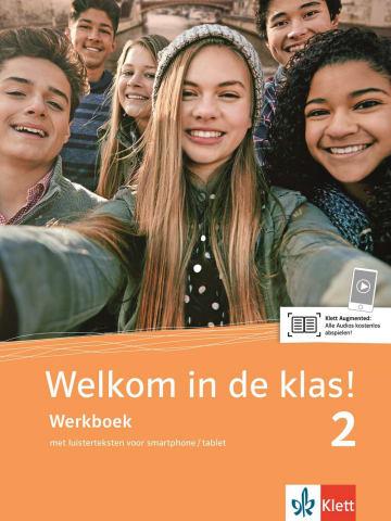 Cover Welkom in de klas! 2 978-3-12-528979-6 Niederländisch
