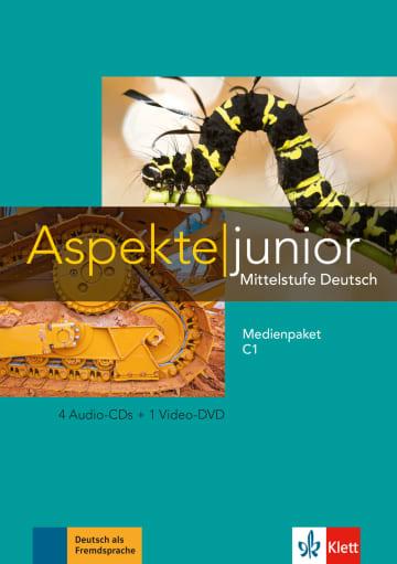 Cover Aspekte junior C1 978-3-12-605261-0 Deutsch als Fremdsprache (DaF),Deutsch als Zweitsprache (DaZ)
