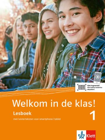 Cover Welkom in de klas! 1 (A1) 978-3-12-528976-5 Niederländisch