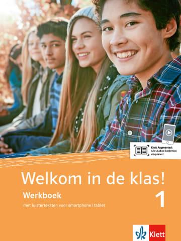 Cover Welkom in de klas! 1 (A1) 978-3-12-528977-2 Niederländisch