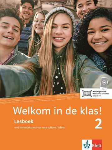Cover Welkom in de klas! 2 (A2) 978-3-12-528978-9 Niederländisch