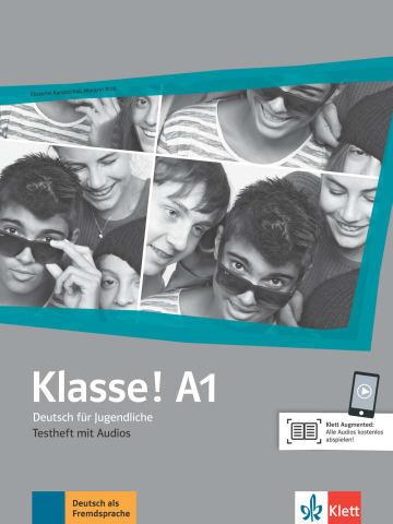 Cover Klasse! A1 978-3-12-607128-4 Deutsch als Fremdsprache (DaF),Deutsch als Zweitsprache (DaZ)