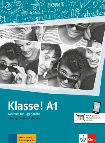 Cover Klasse! A1 978-3-12-607120-8 Deutsch als Fremdsprache (DaF),Deutsch als Zweitsprache (DaZ)