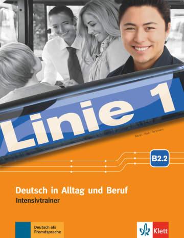 Cover Linie 1 B2.2 978-3-12-607117-8 Deutsch als Fremdsprache (DaF)