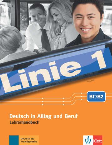 Cover Linie 1 B1+/B2 978-3-12-607116-1 Deutsch als Fremdsprache (DaF),Deutsch als Zweitsprache (DaZ)