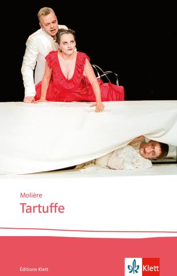 Cover Tartuffe 978-3-12-597487-6 Molière Französisch