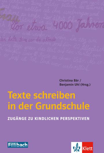 Cover Texte schreiben in der Grundschule 978-3-12-688083-1 Deutsch,Deutsch als Zweitsprache (DaZ)