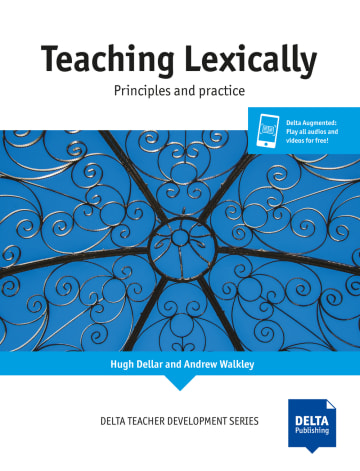 Cover Teaching Lexically 978-3-12-501361-2 Englisch