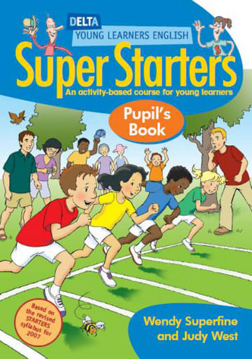 Cover Super Starters 978-3-12-501385-8 Englisch