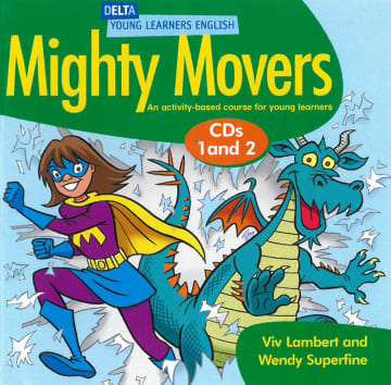 Cover Mighty Movers 978-3-12-501380-3 Englisch