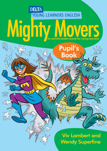 Cover Mighty Movers 978-3-12-501381-0 Englisch