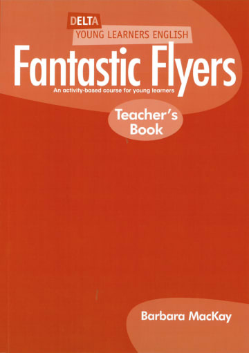 Cover Fantastic Flyers 978-3-12-501378-0 Englisch
