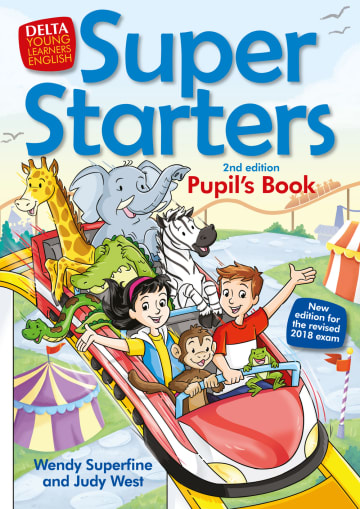 Cover Super Starters 978-3-12-501387-2 Englisch