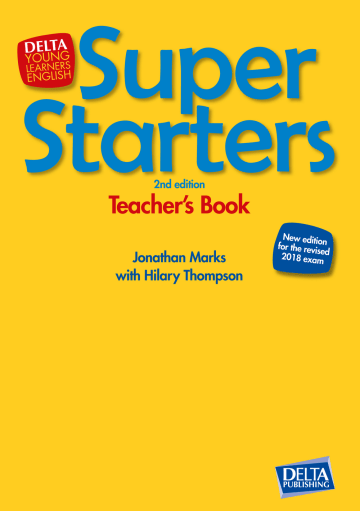 Cover Super Starters 978-3-12-501390-2 Englisch
