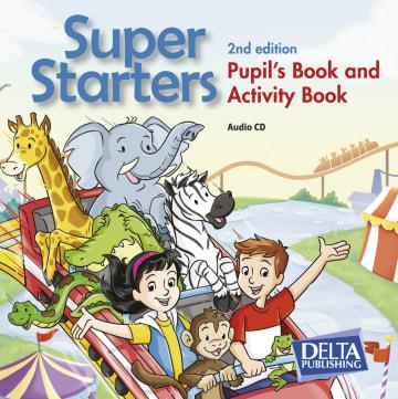 Cover Super Starters 978-3-12-501389-6 Englisch