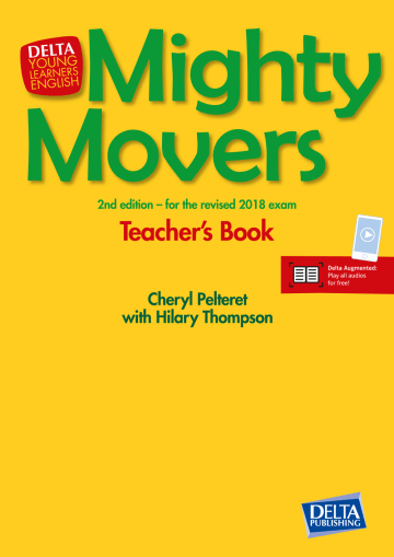 Cover Mighty Movers 978-3-12-501398-8 Englisch
