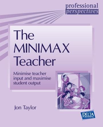 Cover The Minimax Teacher 978-3-12-501608-8 Englisch