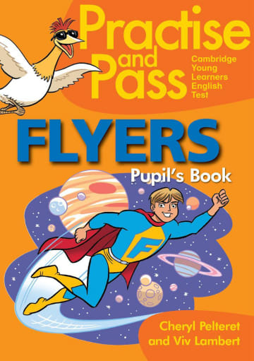 Cover Practise and Pass - FLYERS 978-3-12-501723-8 Englisch