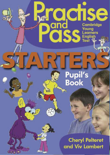 Cover Practise and Pass - STARTERS 978-3-12-501719-1 Englisch