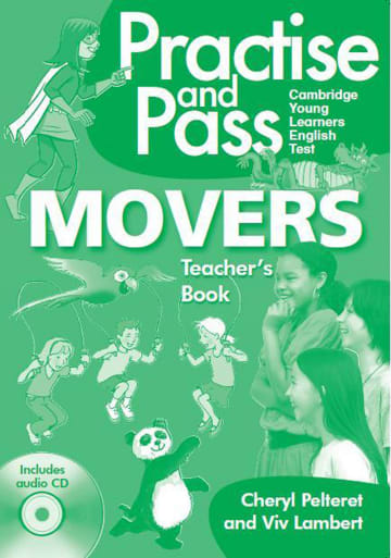 Cover Practise and Pass - MOVERS 978-3-12-501722-1 Englisch