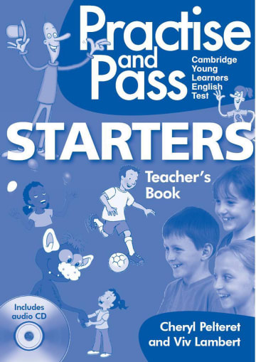 Cover Practise and Pass - STARTERS 978-3-12-501720-7 Englisch