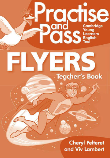 Cover Practise and Pass - FLYERS 978-3-12-501724-5 Englisch