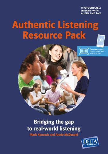 Cover Authentic Listening Resource Pack 978-3-12-501730-6 Englisch