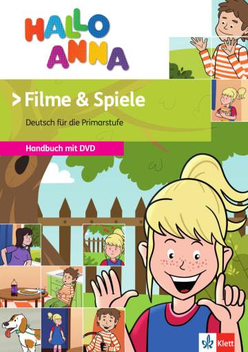 Cover Hallo Anna 978-3-12-676116-1 Deutsch als Fremdsprache (DaF)