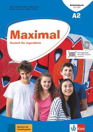 Cover Maximal A2 978-3-12-676747-7 Deutsch als Fremdsprache (DaF)