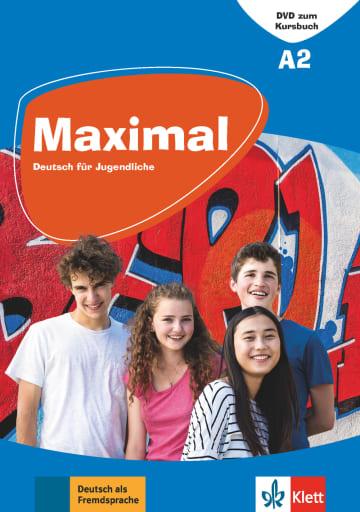 Cover Maximal A2 978-3-12-676749-1 Deutsch als Fremdsprache (DaF)