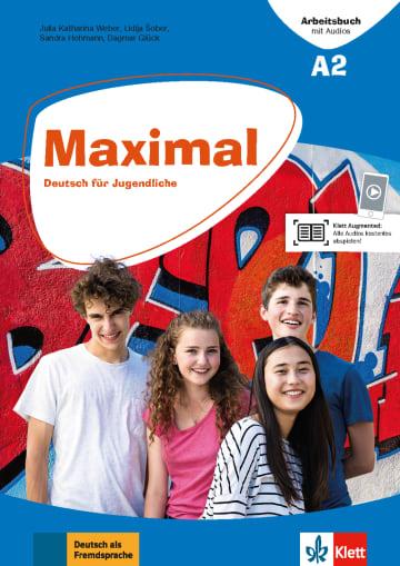Cover Maximal A2 978-3-12-676746-0 Deutsch als Fremdsprache (DaF)