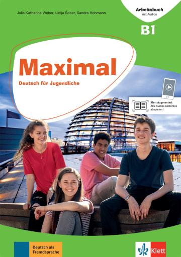 Cover Maximal B1 978-3-12-676751-4 Deutsch als Fremdsprache (DaF)