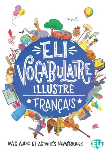 Cover ELI Vocabulaire illustré français 978-3-12-515154-3 Französisch