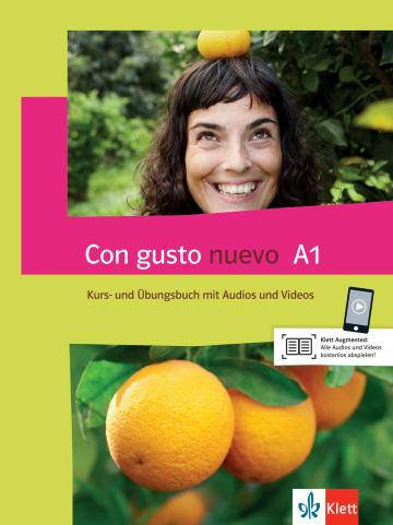 Cover Con gusto nuevo A1 978-3-12-514671-6 Spanisch