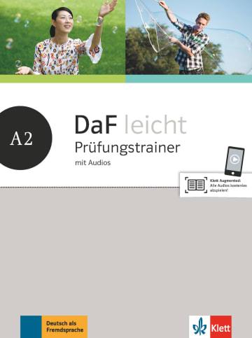 Cover DaF leicht A2 978-3-12-676271-7 Deutsch als Fremdsprache (DaF)