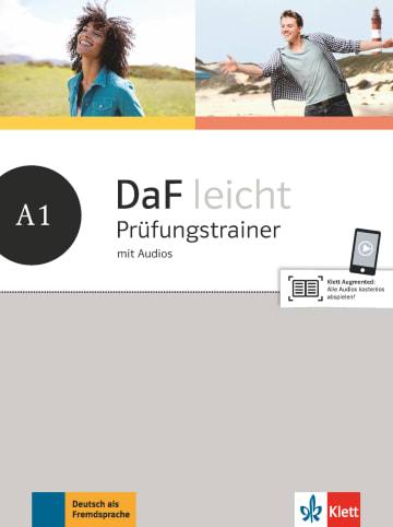 Cover DaF leicht A1 978-3-12-676270-0 Deutsch als Fremdsprache (DaF)