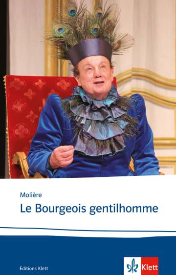 Cover Le Bourgeois gentilhomme 978-3-12-597489-0 Molière