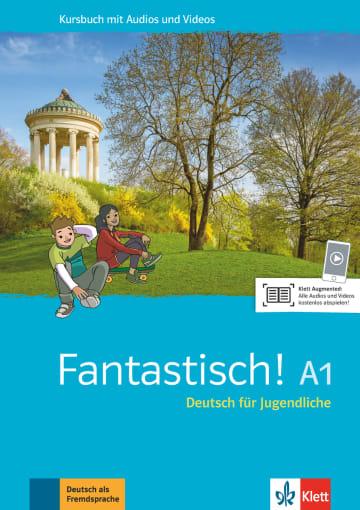 Cover Fantastisch! A1 978-3-12-676711-8 Deutsch als Fremdsprache (DaF)