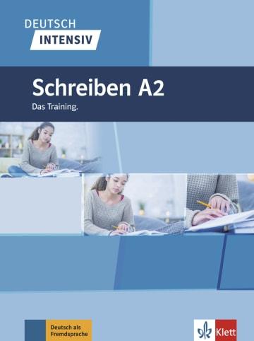 Cover Deutsch intensiv Schreiben A2 978-3-12-675038-7 Deutsch als Fremdsprache (DaF)