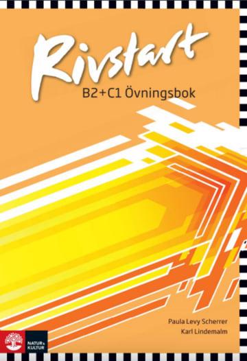 Cover Rivstart B2+/C1 978-3-12-527998-8 Schwedisch