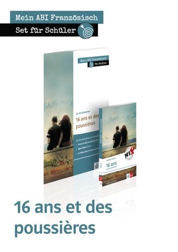 Cover Set 16 ans et des poussières - für Schüler 978-3-12-592334-8 Französisch