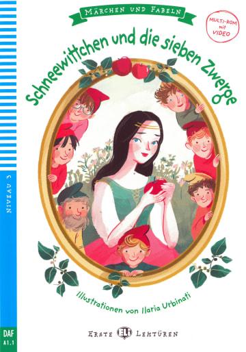Cover Schneewittchen und die sieben Zwerge 978-3-12-515138-3 Deutsch als Fremdsprache (DaF),Deutsch als Zweitsprache (DaZ)