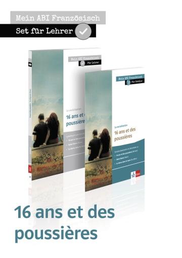 Cover 16 ans et des poussières: Set für Lehrer X681305 Französisch