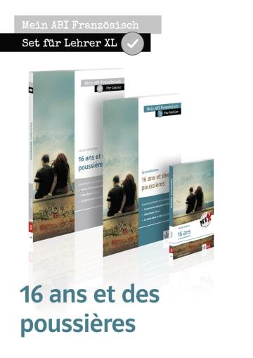 Cover 16 ans et des poussières: Set für Lehrer XL X681304 Französisch