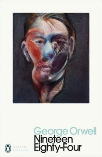 Cover Nineteen Eighty-Four 978-3-12-573917-8 George Orwell Englisch