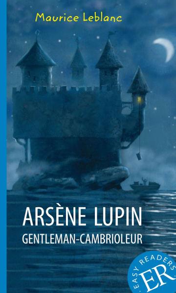 Cover Arsène Lupin gentleman-cambrioleur 978-3-12-599421-8 Maurice Leblanc Französisch