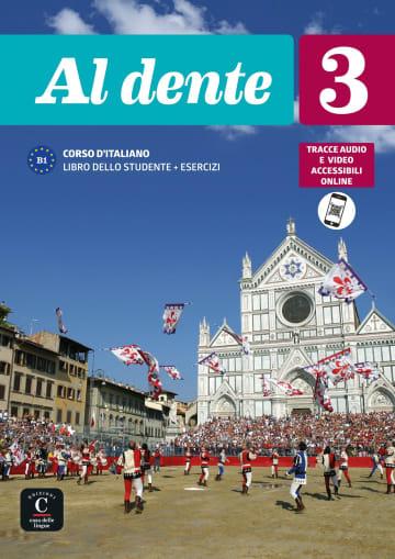 Cover Al dente 3 (B1) 978-3-12-525388-9 Italienisch