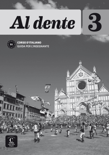 Cover Al dente 3 (B1) 978-3-12-525389-6